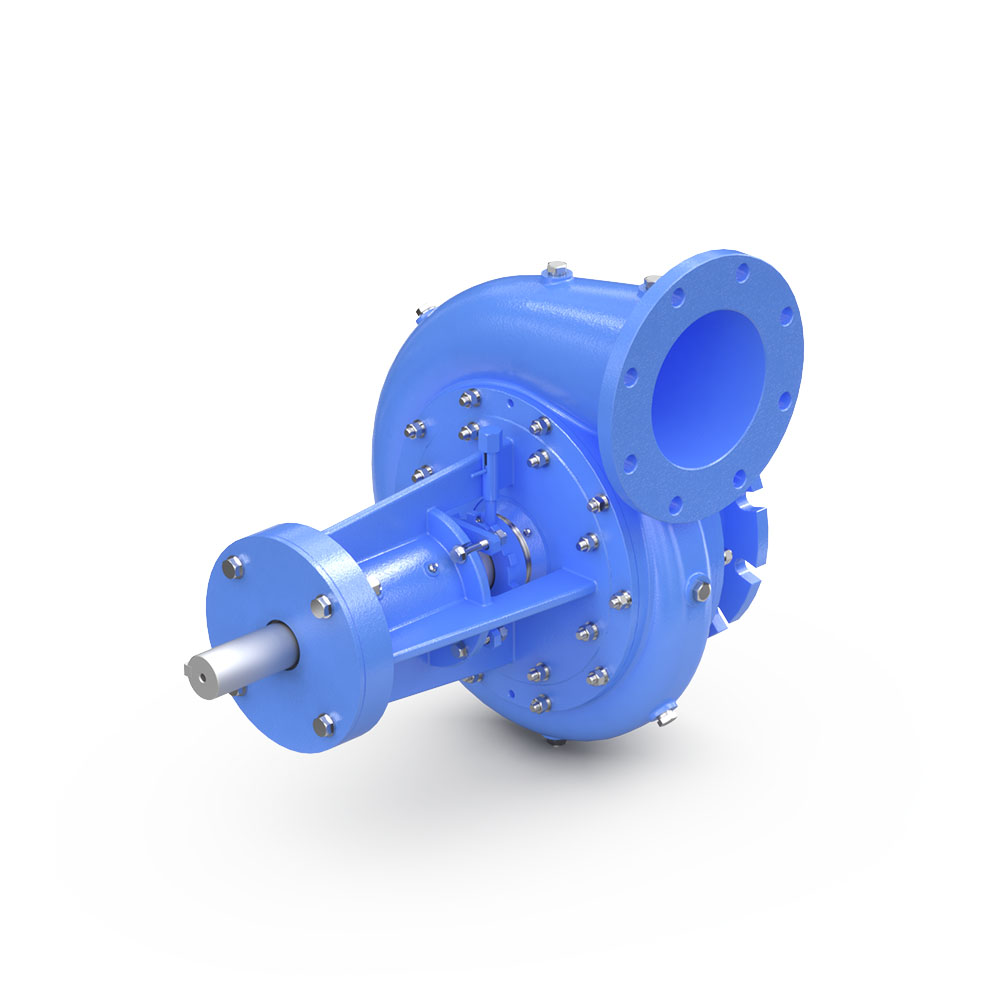 NC-300R1 centrifugal pump front view