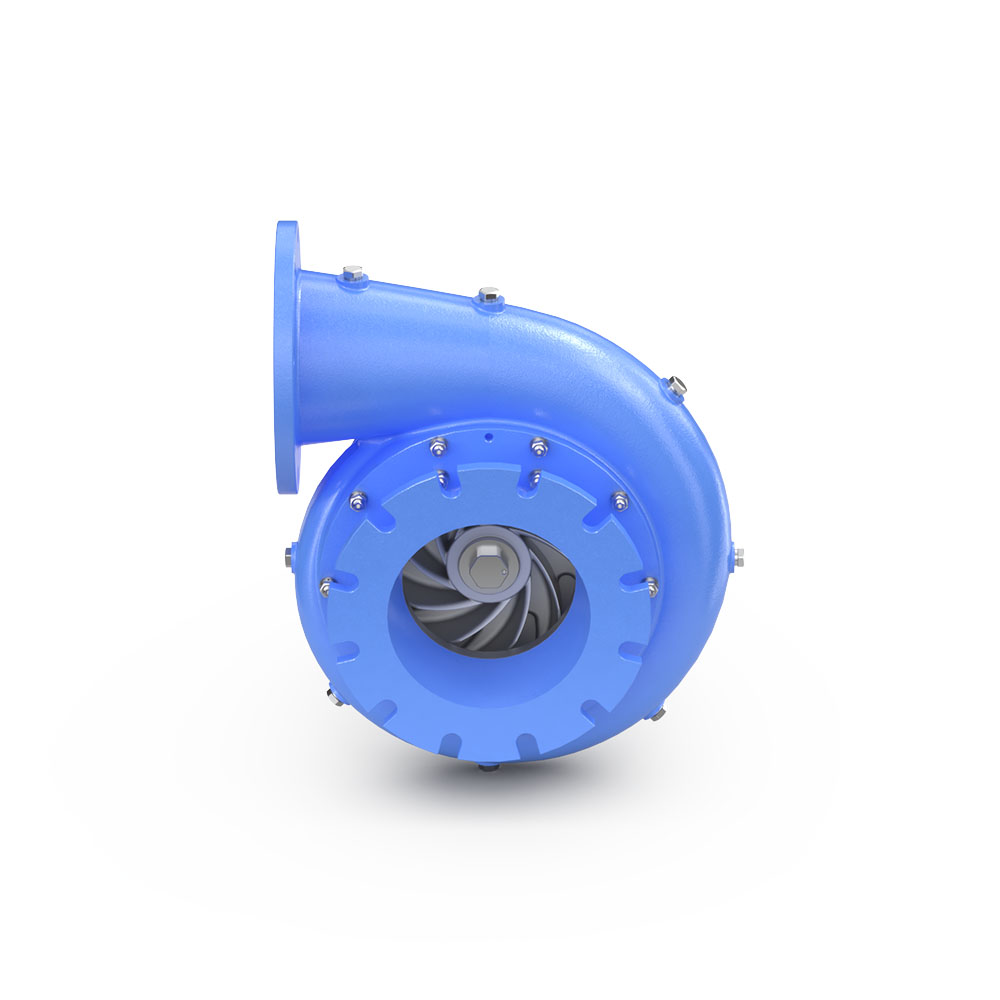 NC-300R1 centrifugal pump left view