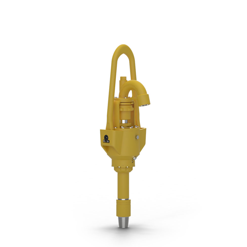 VB-60R1 Drilling swivel front view